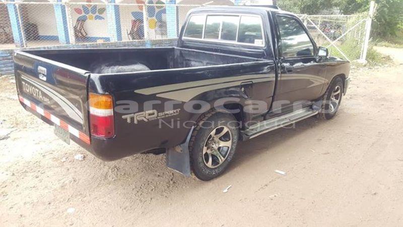Buy Used Toyota 22R Black Car in Condega in Esteli